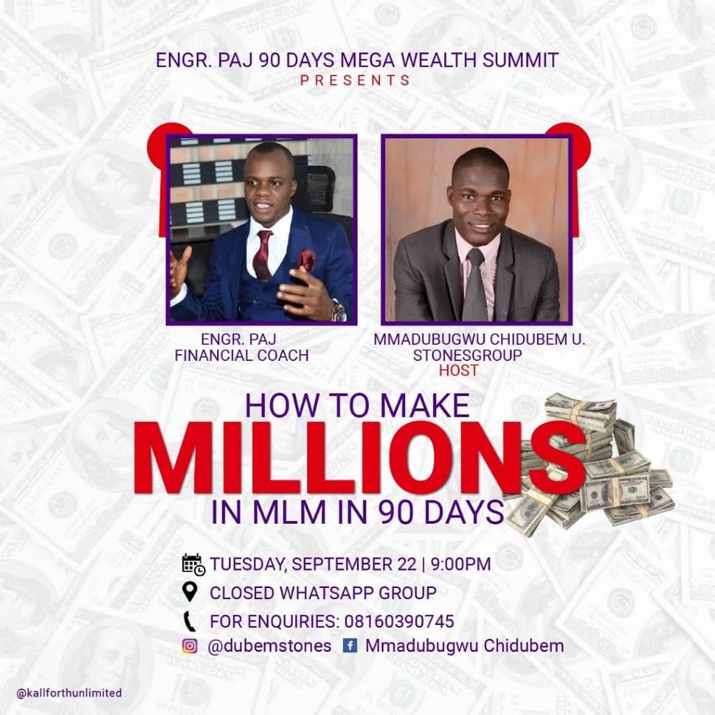 Follow this link to join the class, it's a practical class https://chat.whatsapp.com/BfEsaWObcj29fyKYuxQHpB